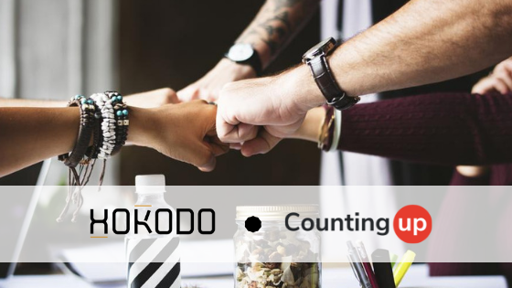 FinTech Firms Countingup and Hokodo Partner to Reduce Risk For Small Business