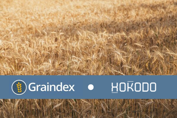 Hokodo and Graindex partner to protect and speed up trade for farmers