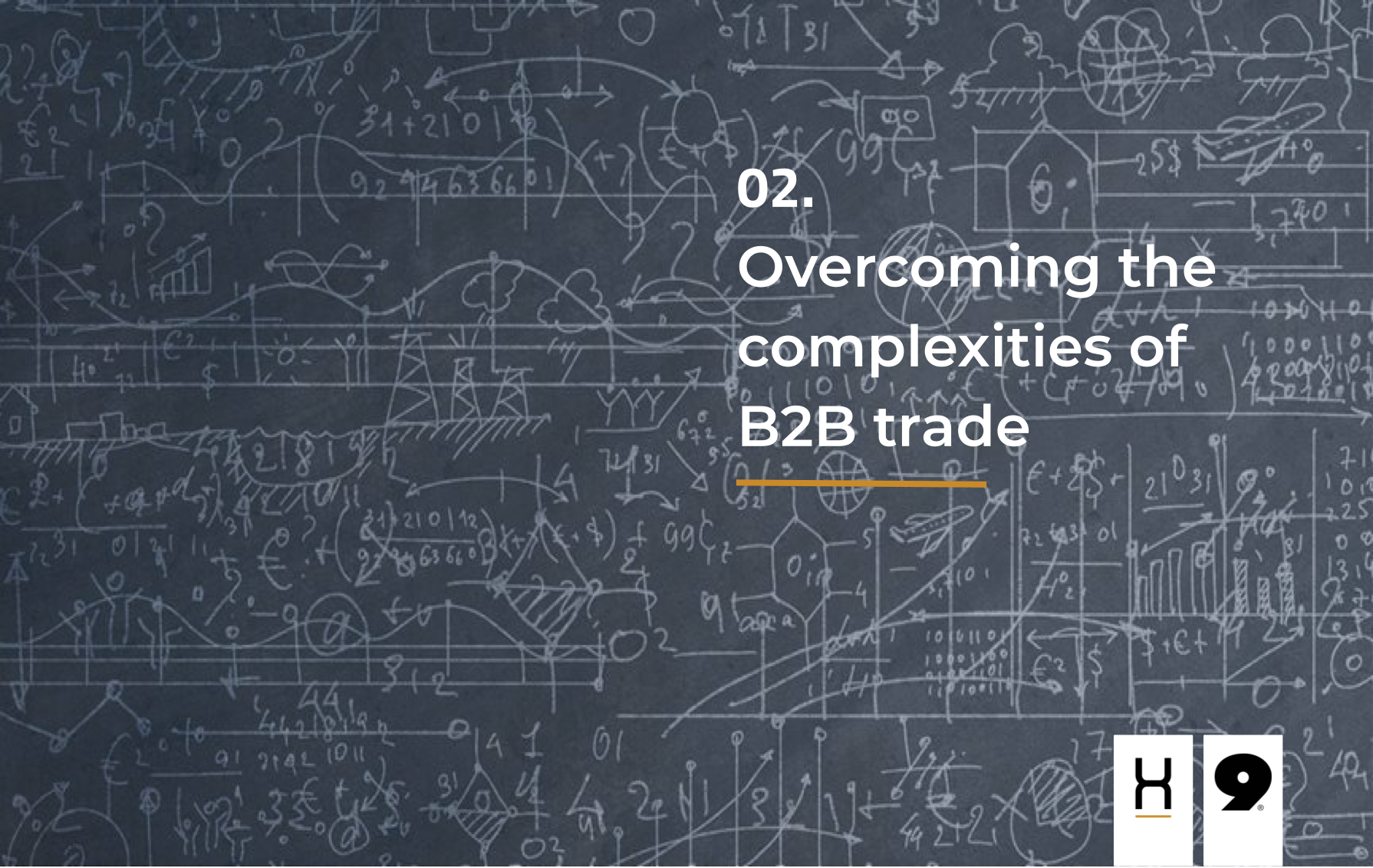 Overcoming the complexities of B2B trade