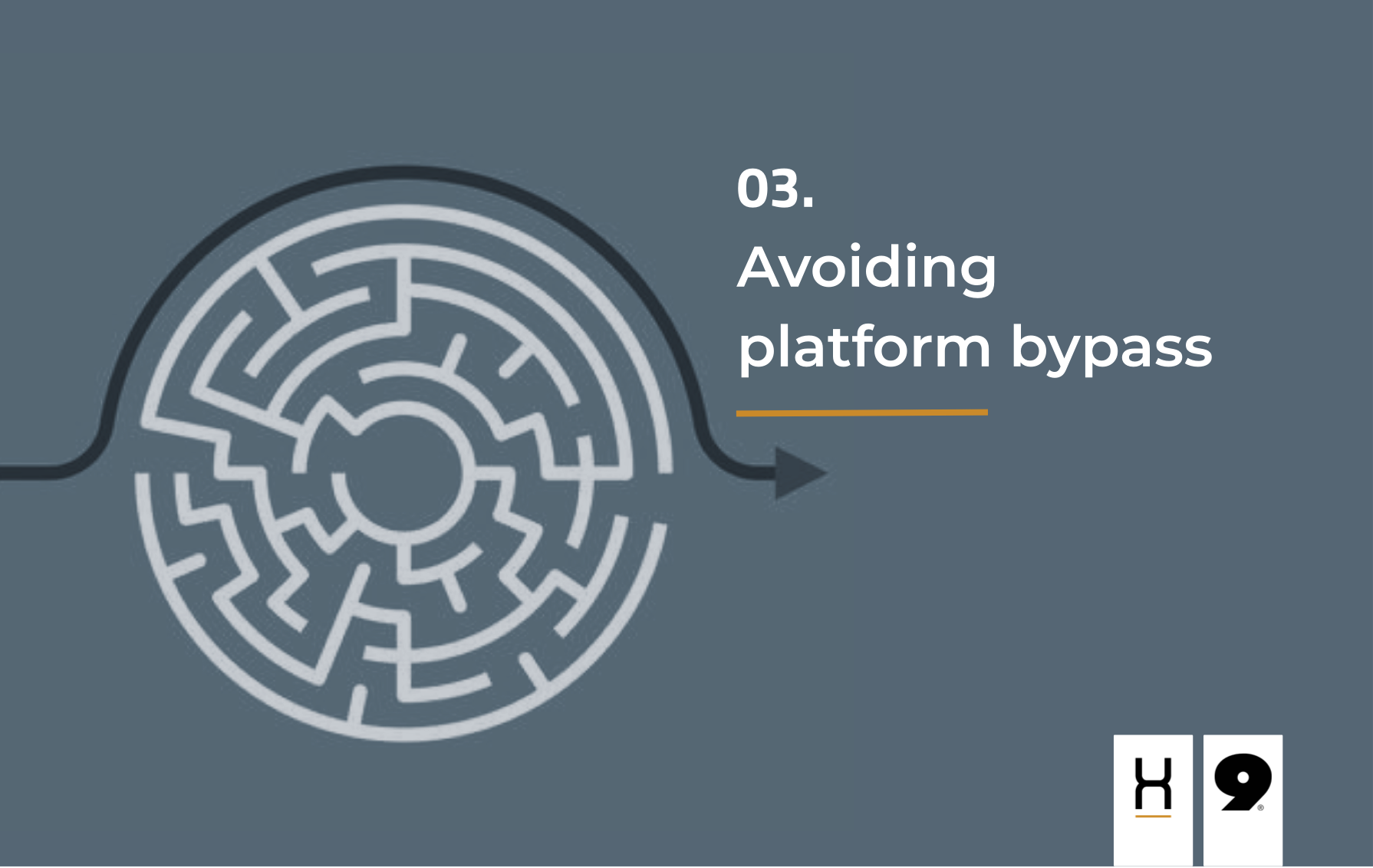 Avoiding platform bypass