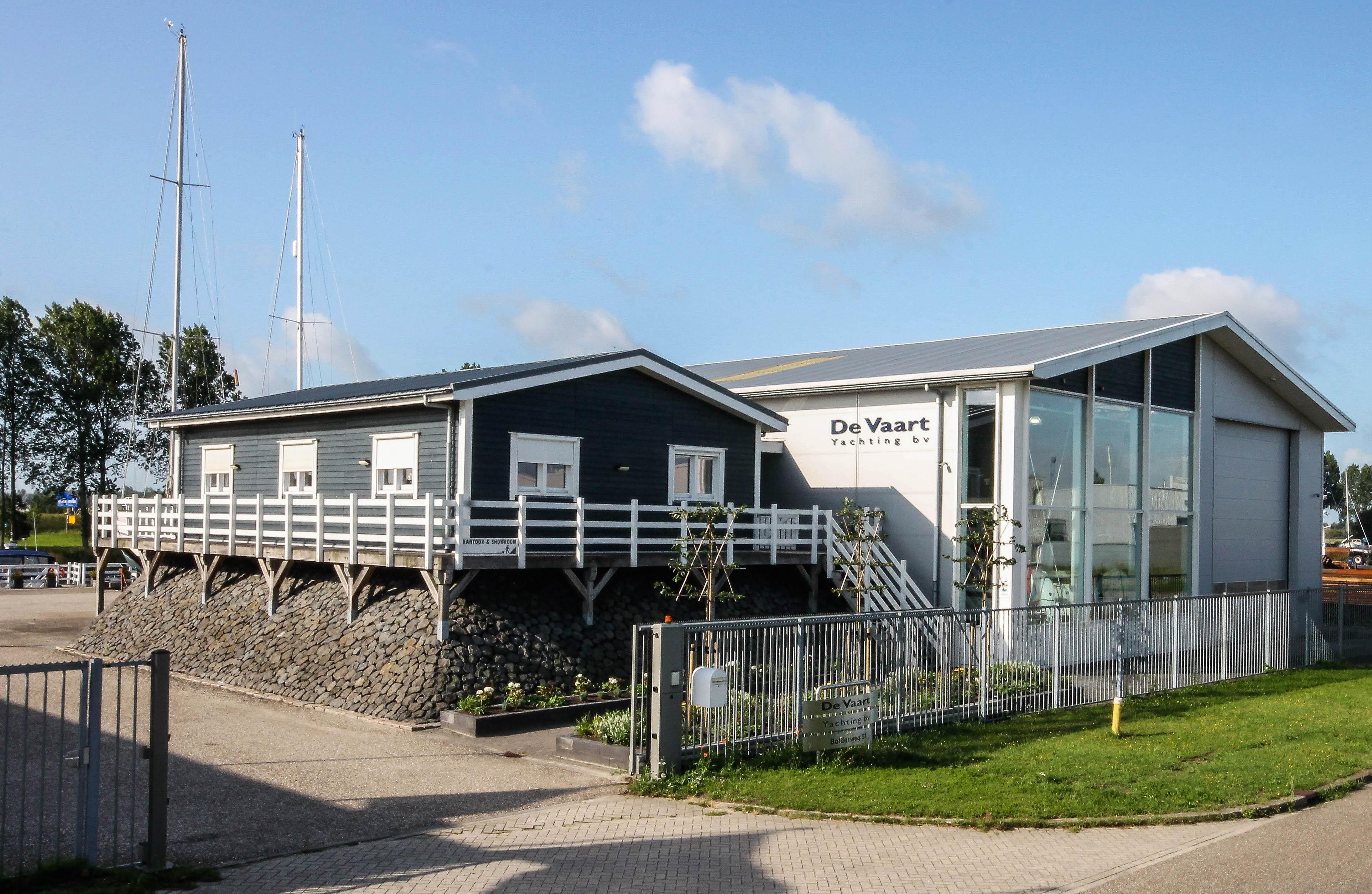 De Vaart Yachting business premises