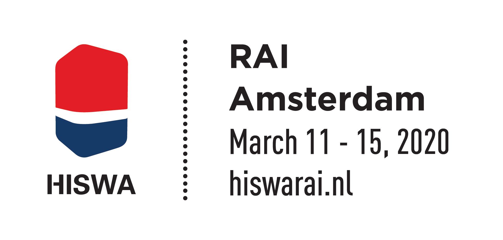 HISWA event RAI Amsterdam banner