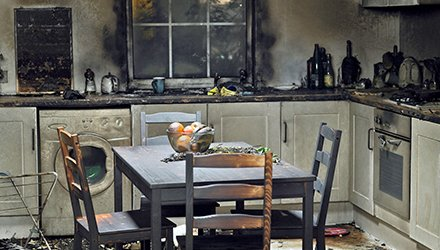 Fire, Water and Storm Damage Restoration