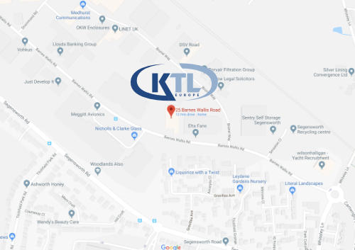 KTL Move to new offices