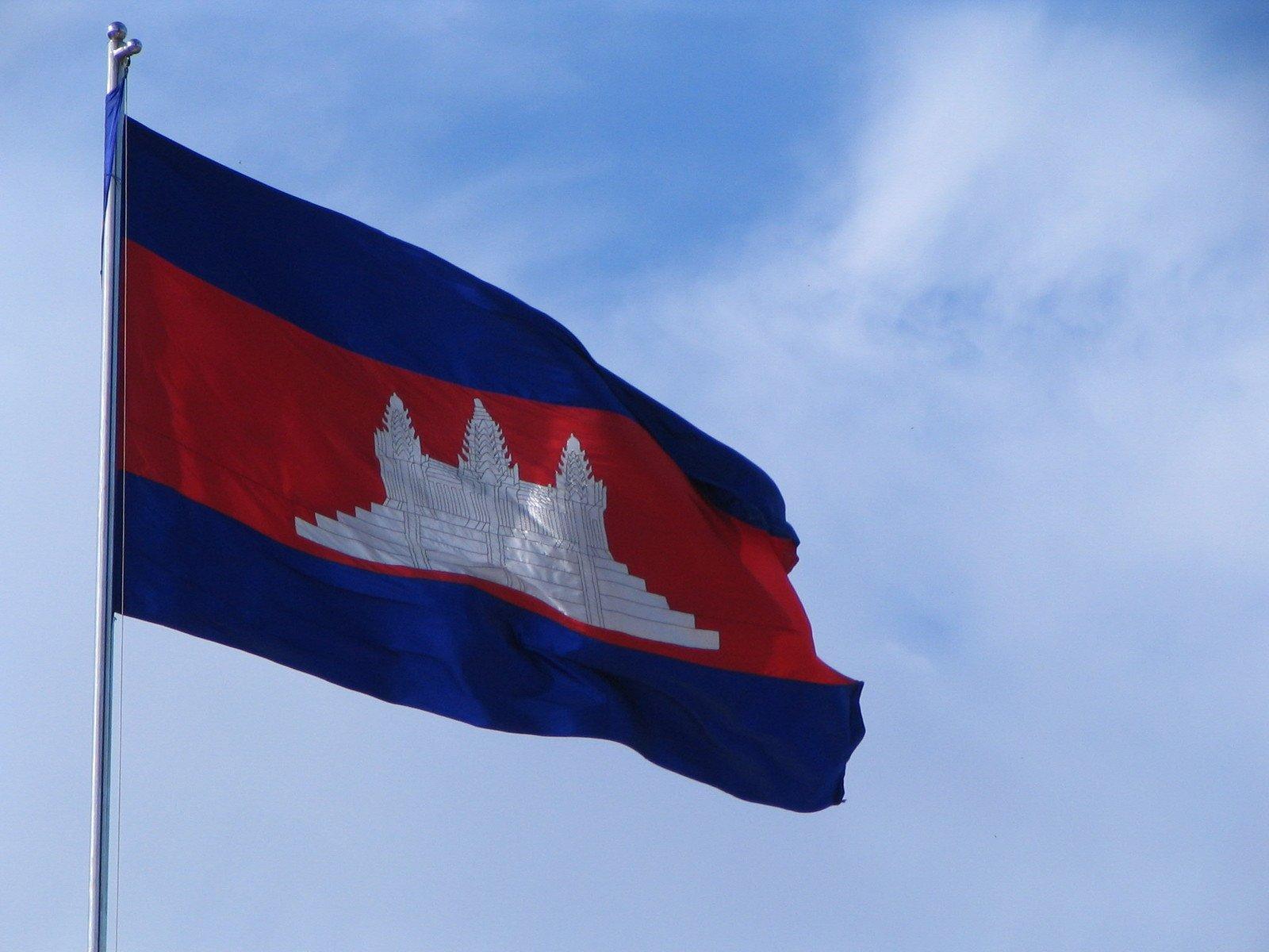 Shipping Cambodia