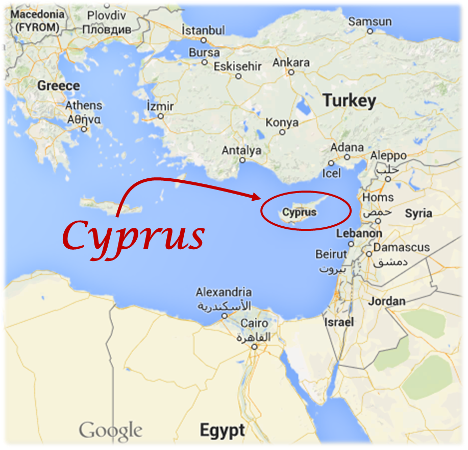 Cyprus Shipping Options