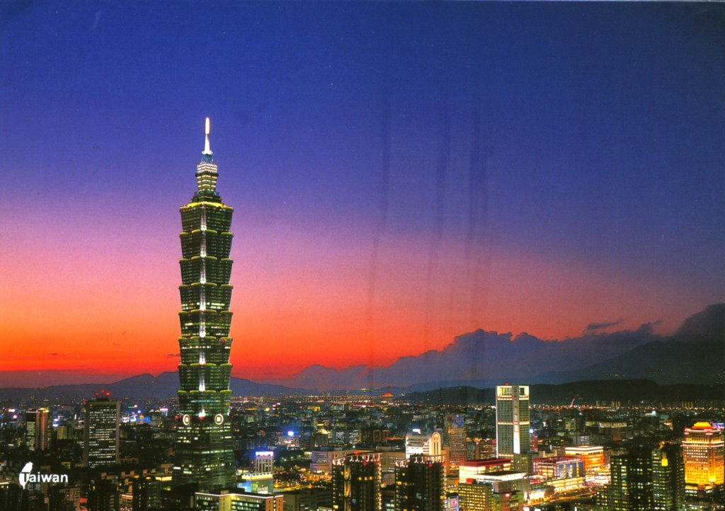 Shipping Taiwan