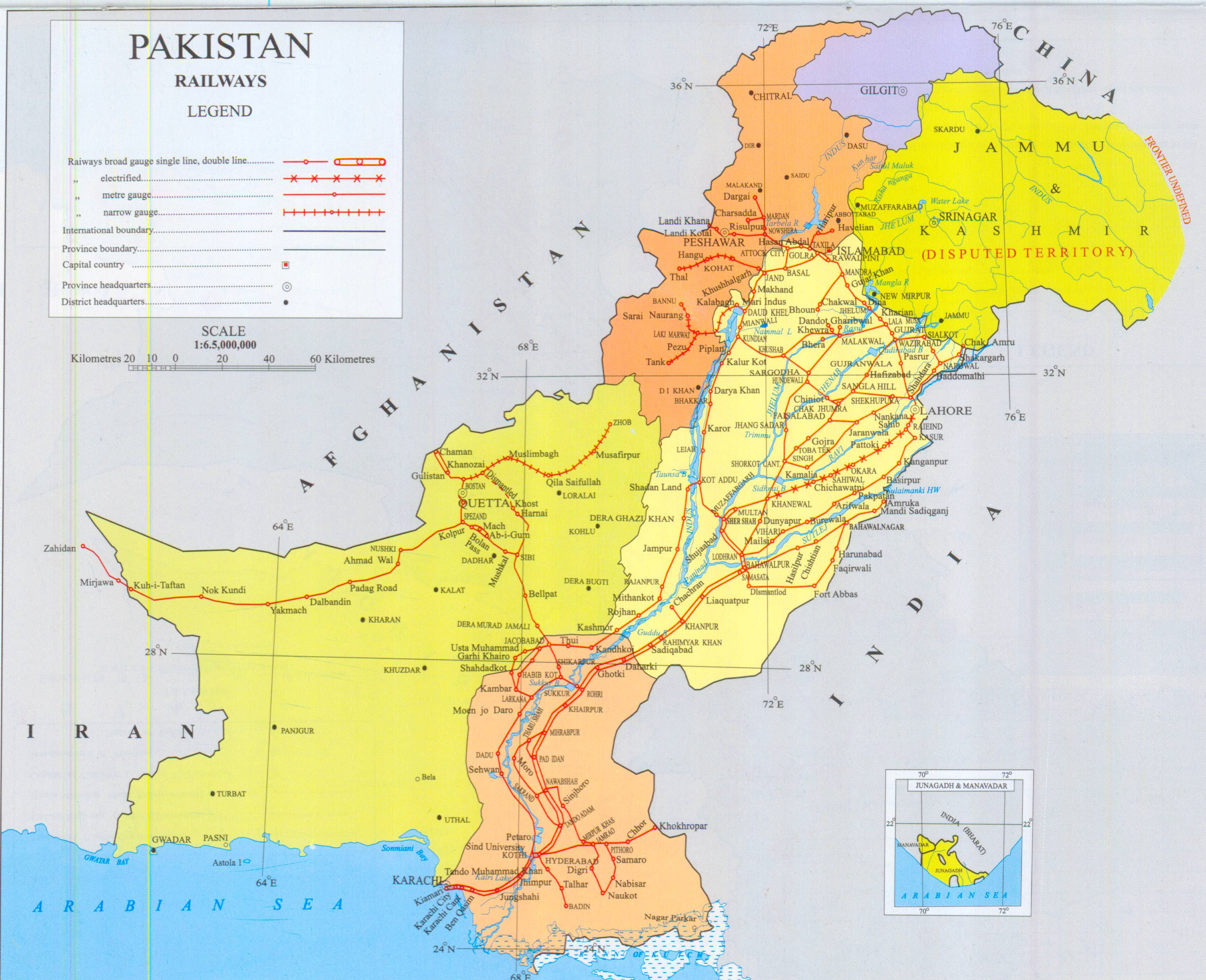 Shipping Pakistan