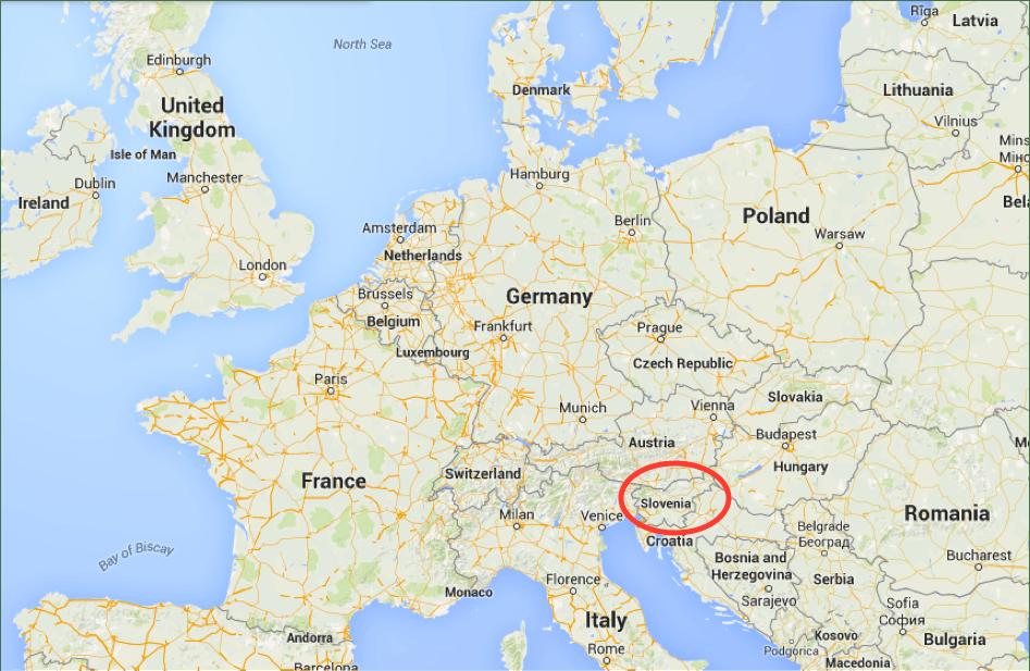 European Road Haulage Slovenia