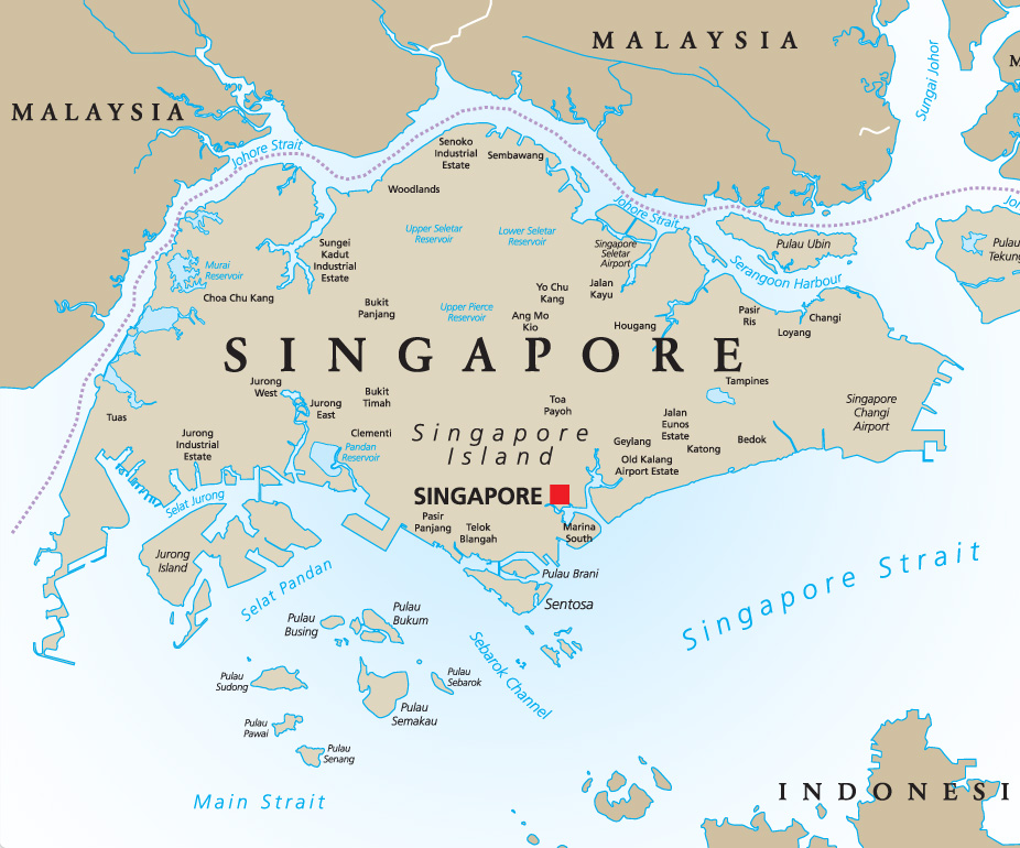 Shipping Options for Singapore