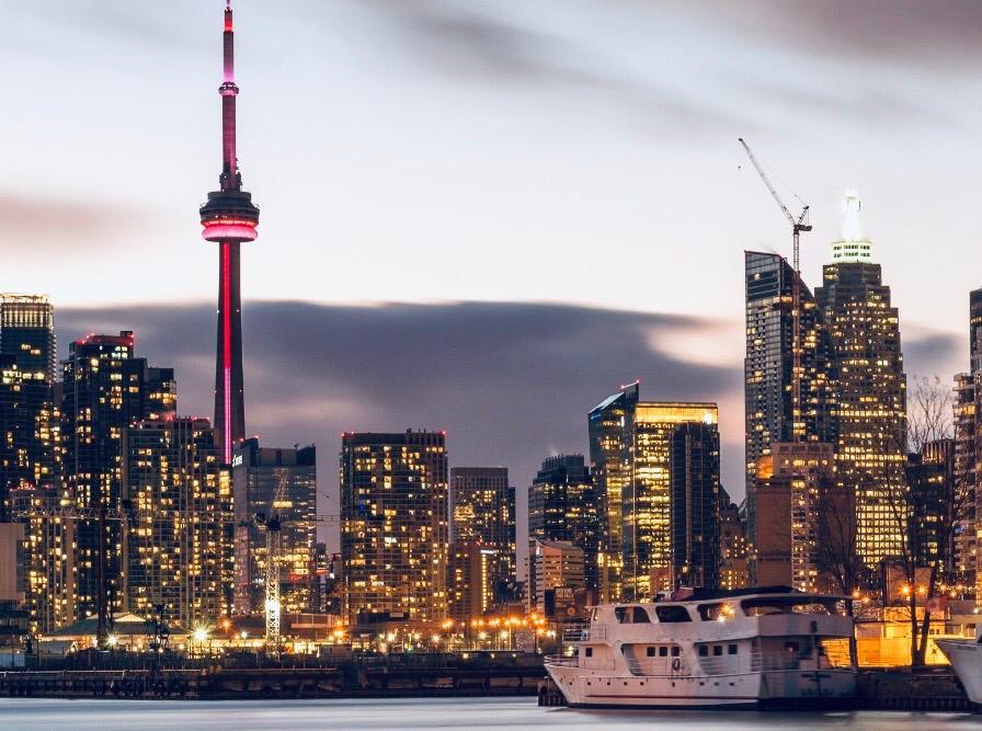 Urgent Shipment to Toronto