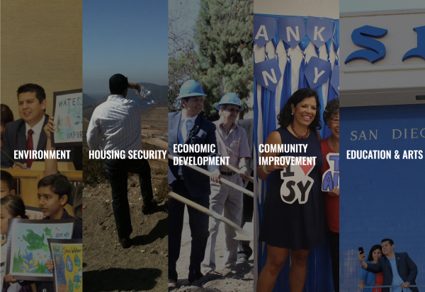 Councilmember David Alvarez's website