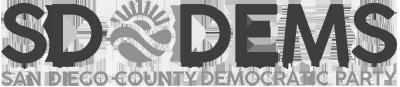San Diego County Democratic Party logo