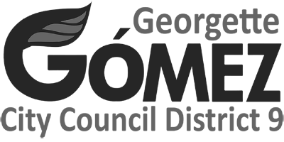 Georgette Gomez for City Council logo