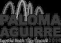 Paloma Aguirre for City Council logo.