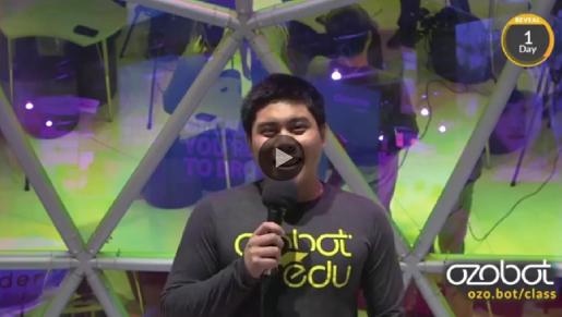 Ozobot livestream