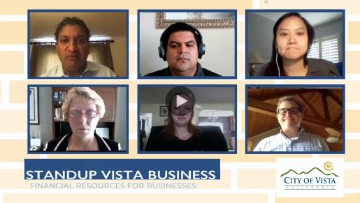 City of Vista livestream