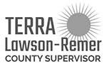 Terra Lawson-Remer logo