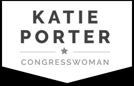 Katie Porter logo