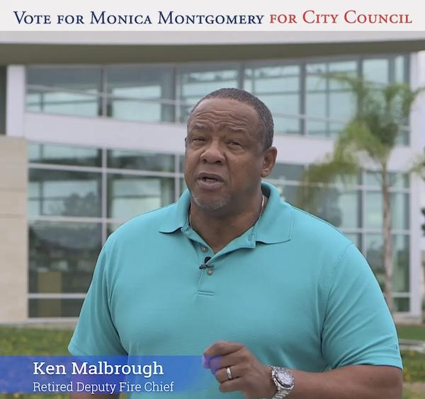 Stronger San Diego video ad with Ken Malborough