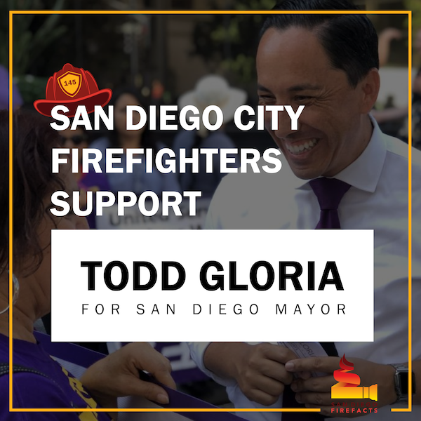 Todd Gloria for Mayor ad