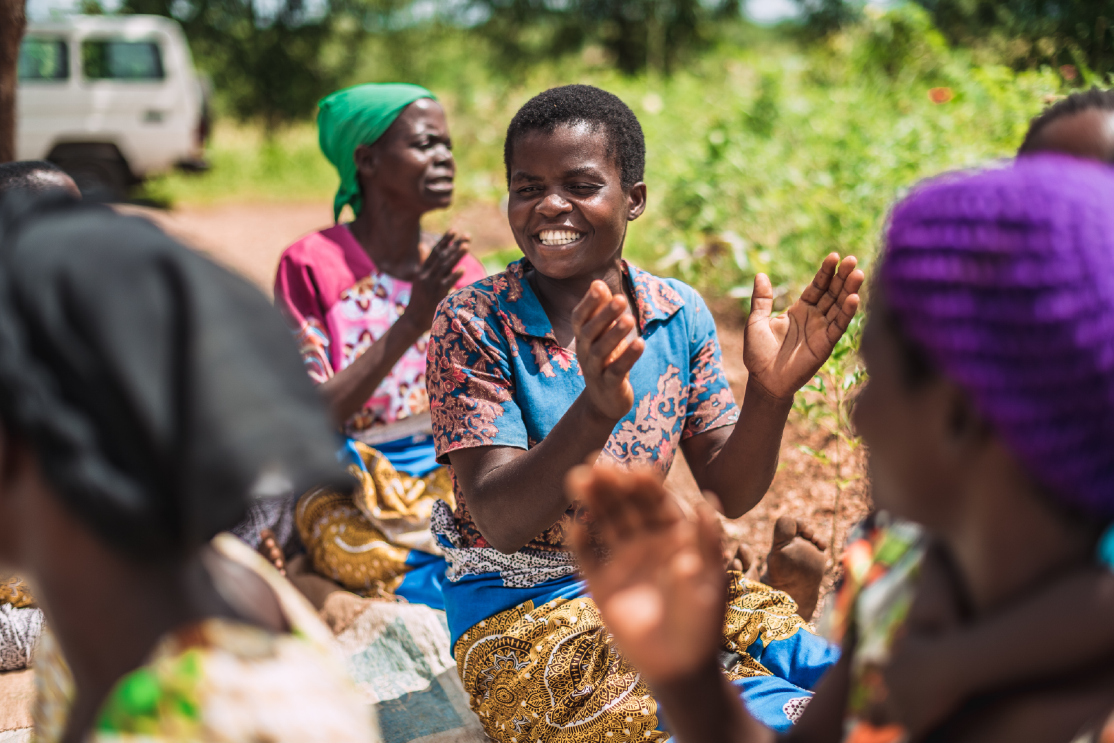 Self-help groups: capital, connection, and inclusion for women