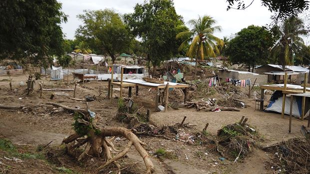 Darwin and his church were able to respond to help their community recover and rebuild | Credit:Rosa Amelia Nuñez/Tearfund
