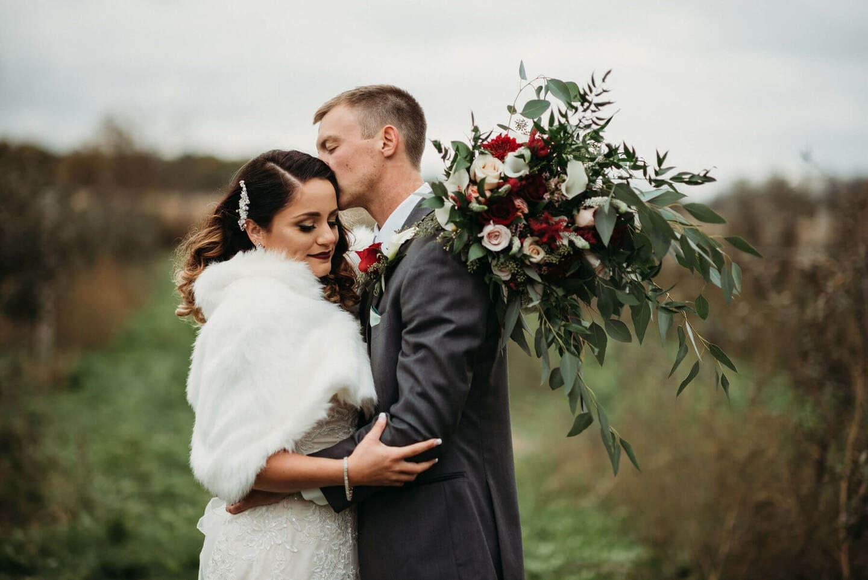 Brides Flowers Richland Michigan Wedding Photography