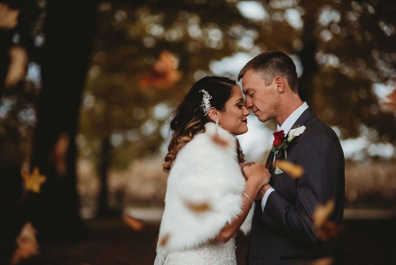 Brides Forest Richland Michigan Wedding Photography