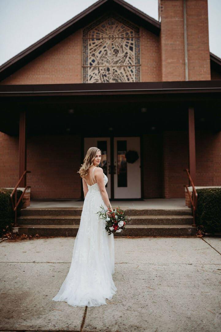 Bride Richland Michigan Wedding Photography