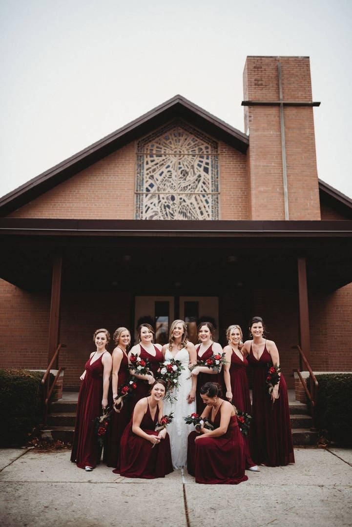 Girlfriends Best Wedding Photographer