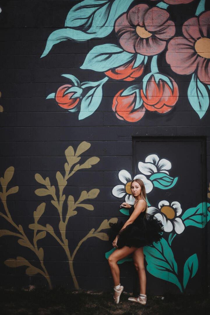 Ballerina Flower Best Wedding Photographer
