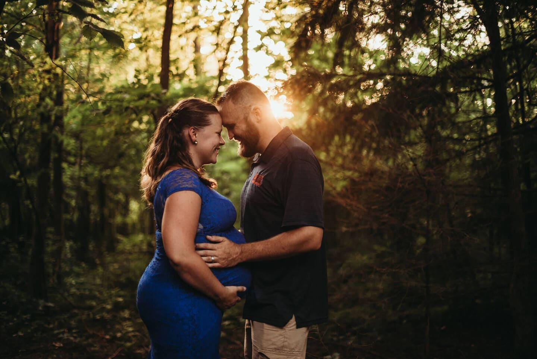 Pregnancy Love Richland Michigan Wedding Photography