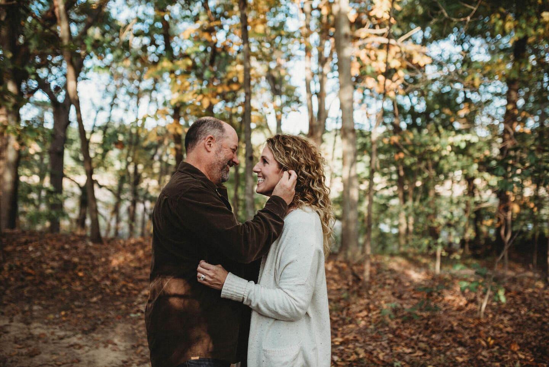 Pair Forest Richland Michigan Wedding Photography