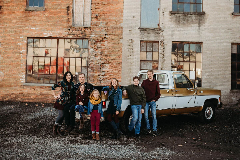 Family Childrens Richland Michigan Wedding Photography