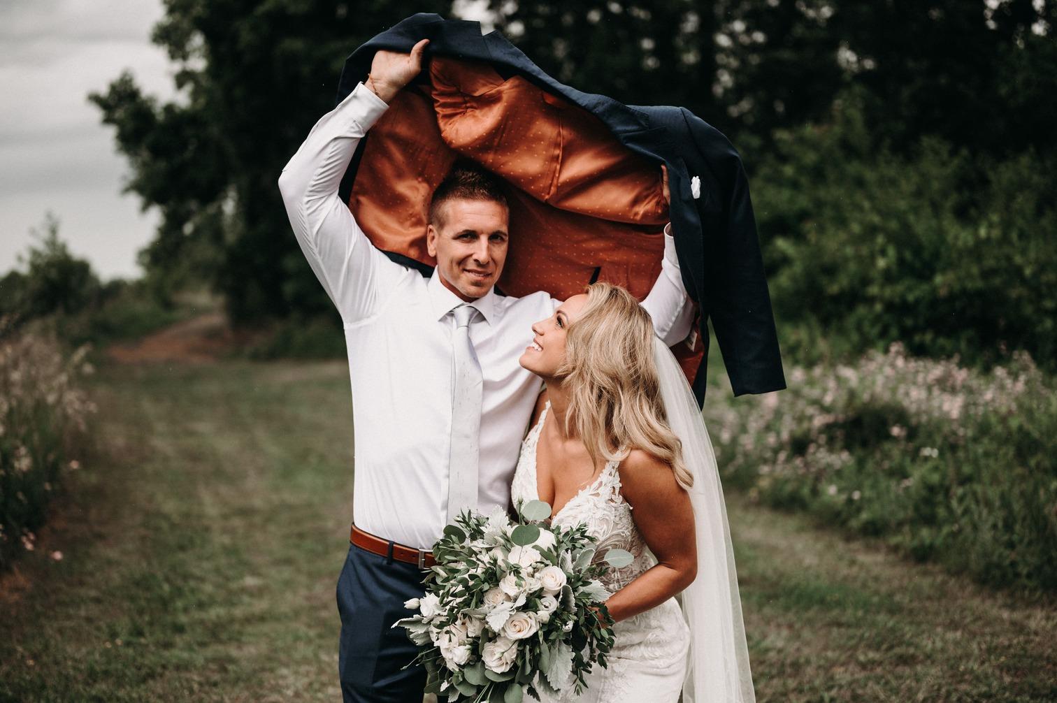 Love Richland Michigan Wedding Photography