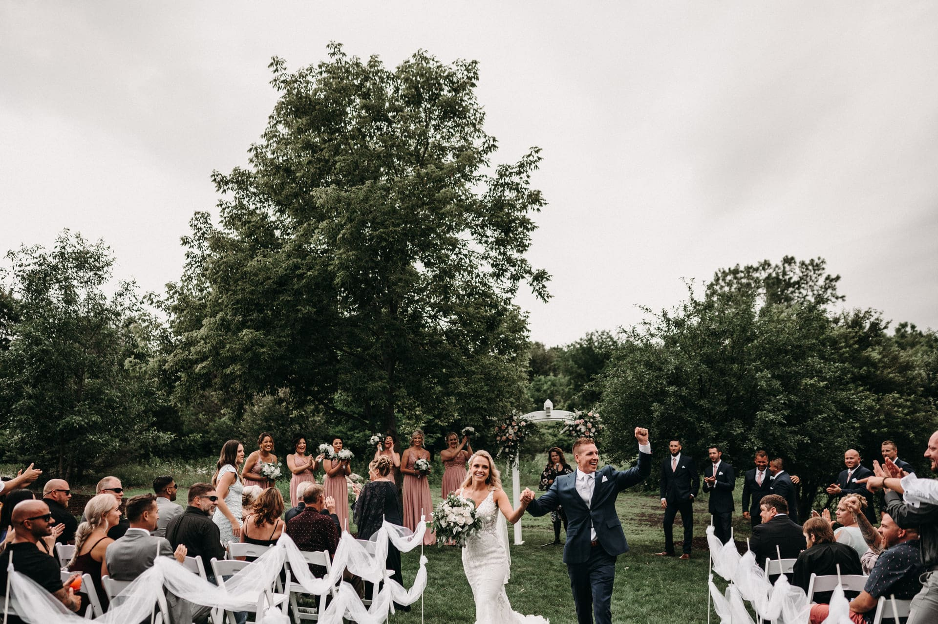 Love Wedding Ceremony Richland Michigan Wedding Photography