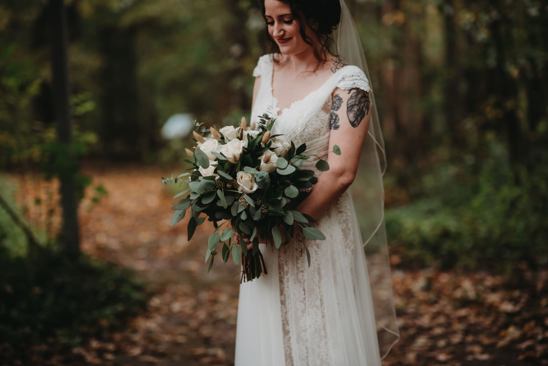 Flowers Wedding Richland Michigan Wedding Photography