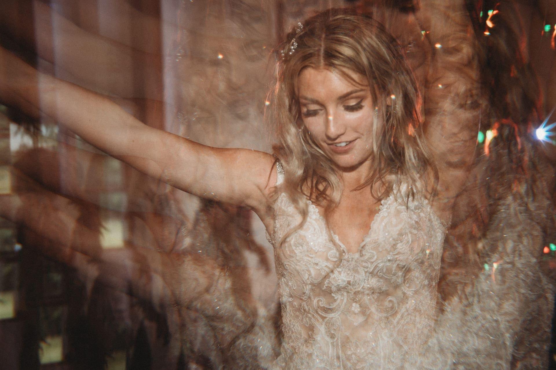 Bride Dancing Richland Michigan Wedding Photography