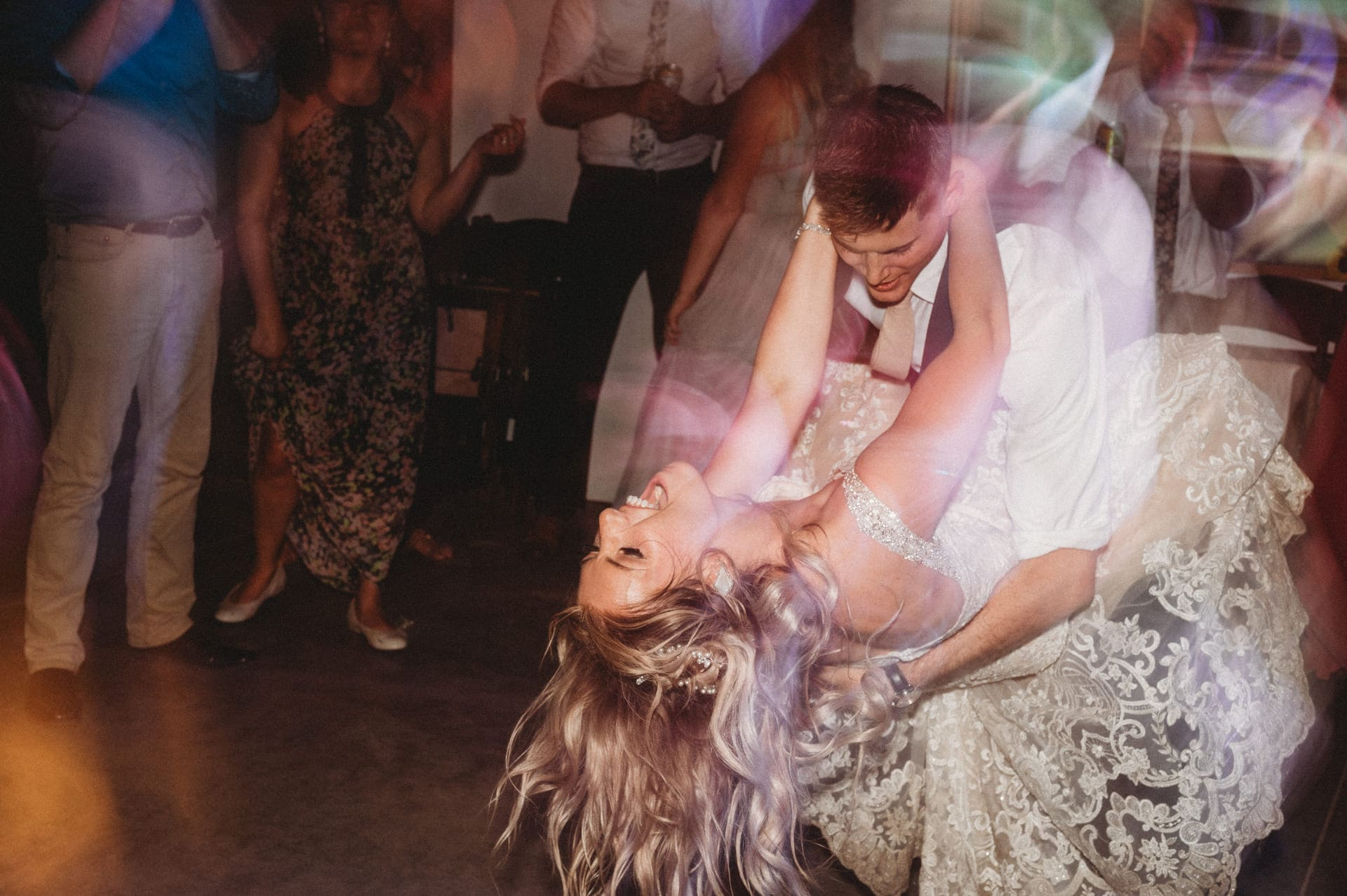 Brides Dancing Richland Michigan Wedding Photography