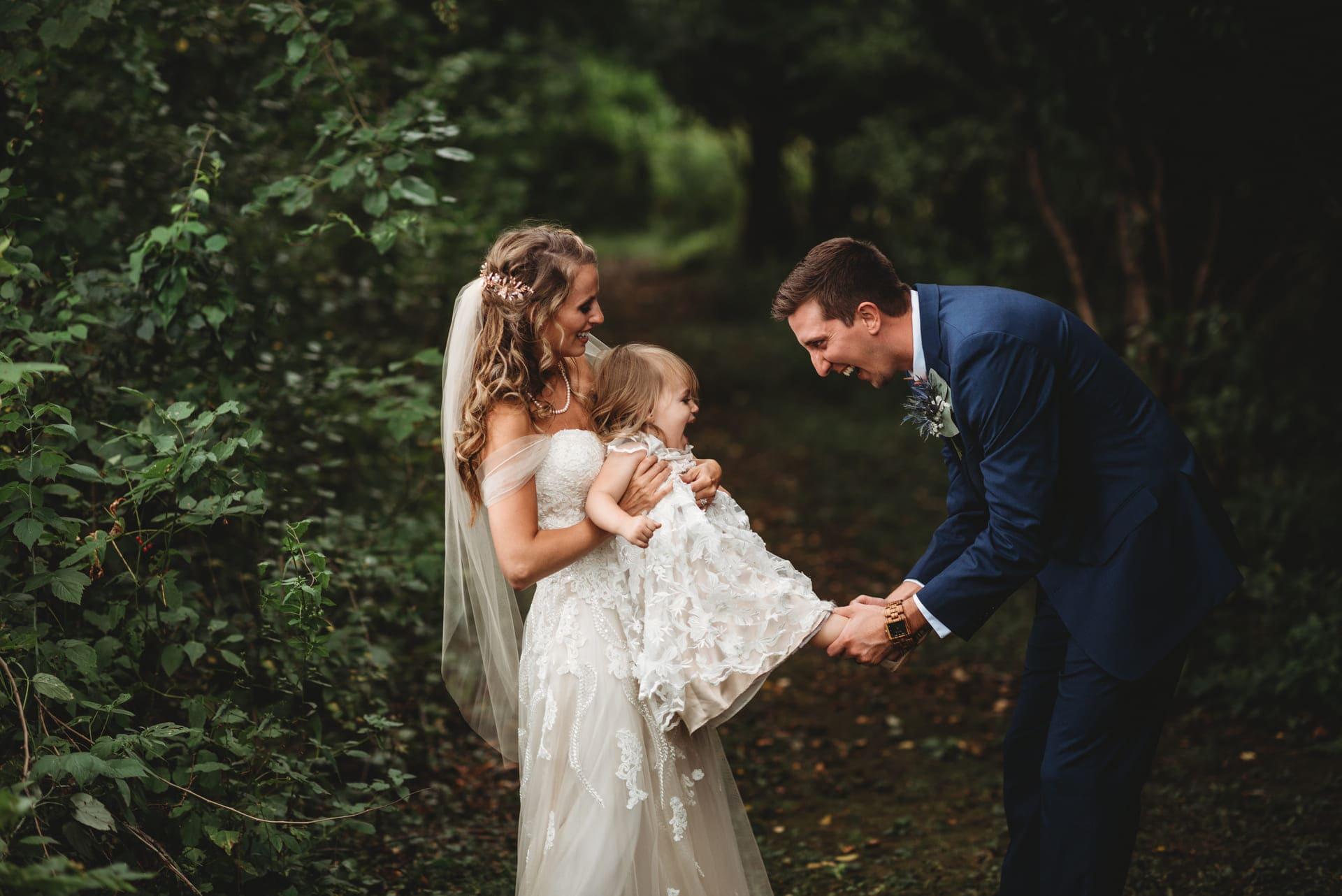 Girl Brides Richland Michigan Wedding Photography