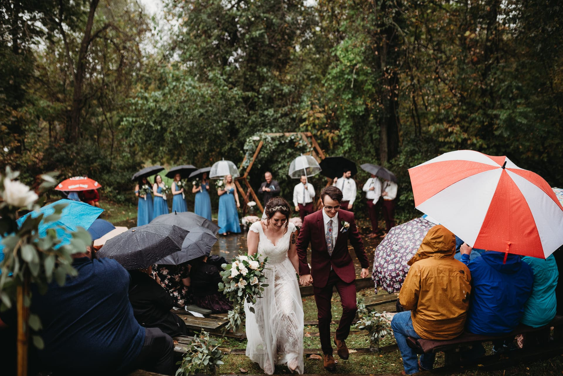 Rain Guesta Richland Michigan Wedding Photography