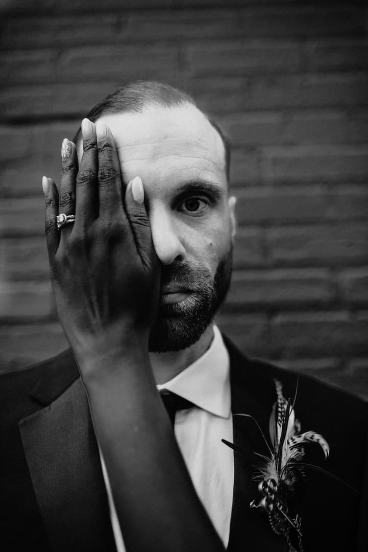 Men Richland Michigan Wedding Photography