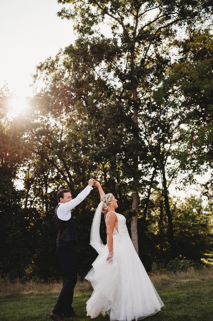 Dancing Brides Richland Michigan Wedding Photography