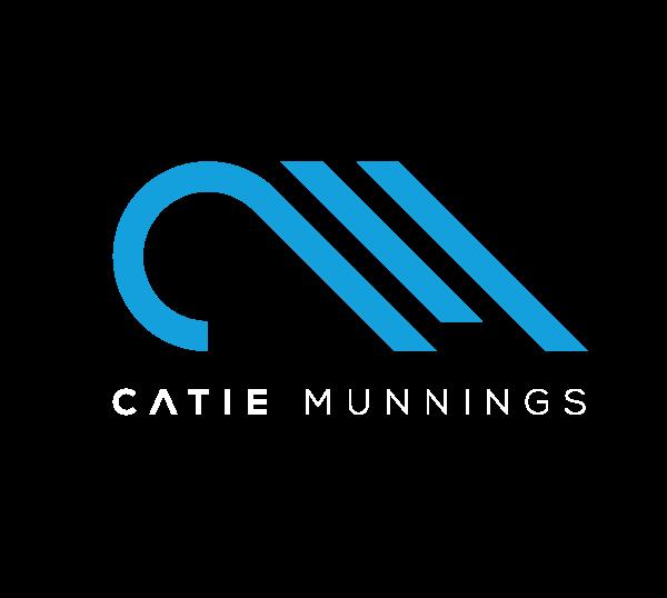 Catie Munnings Rally Driver Logo