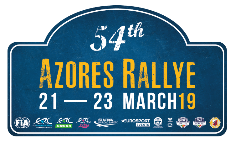 Azores Rallye Logo