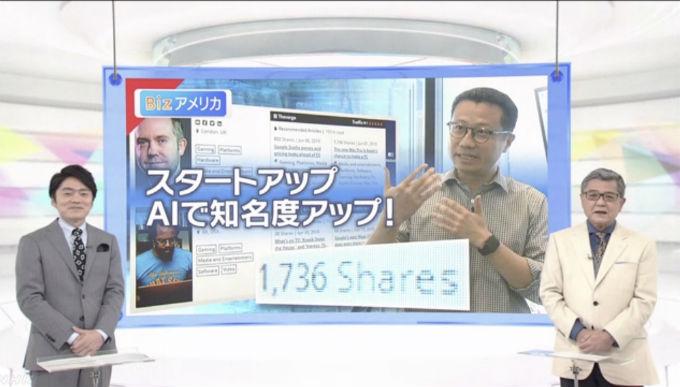 日本NHK特別報導SparkAmplify運用AI幫助企業提升知名度-min