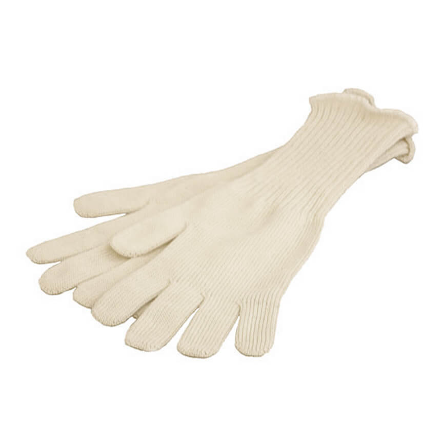 Specialist oven gloves for airline industry