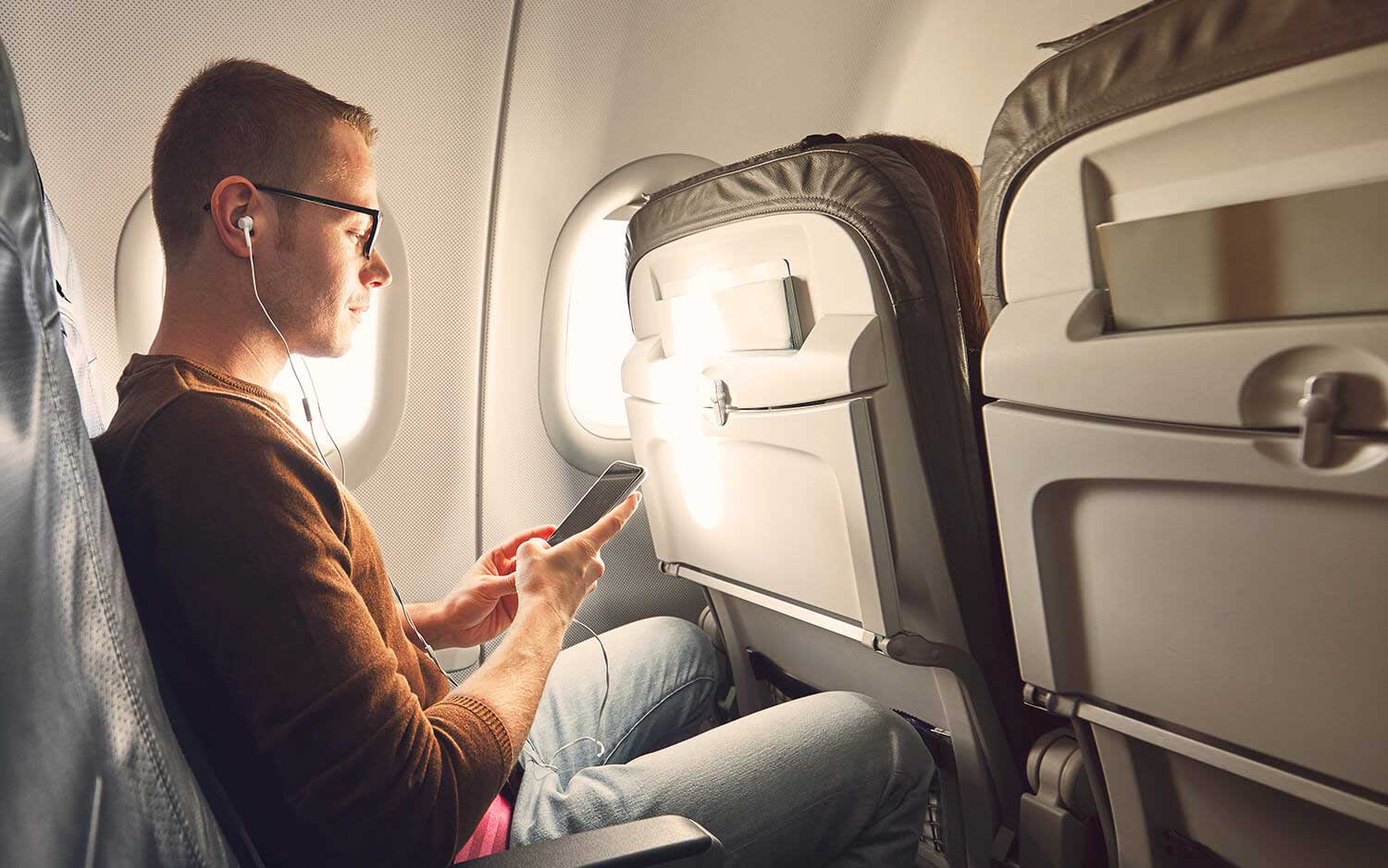 Aircraft Passenger Comfort Products Category Link