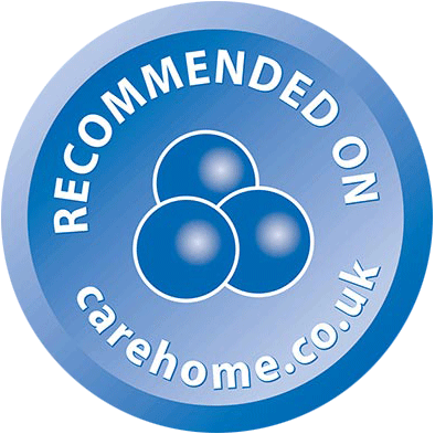 Care Homes Recommended Logo